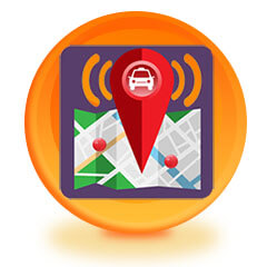 Overt Vehicle Tracking For Theft Monitoring in Salford